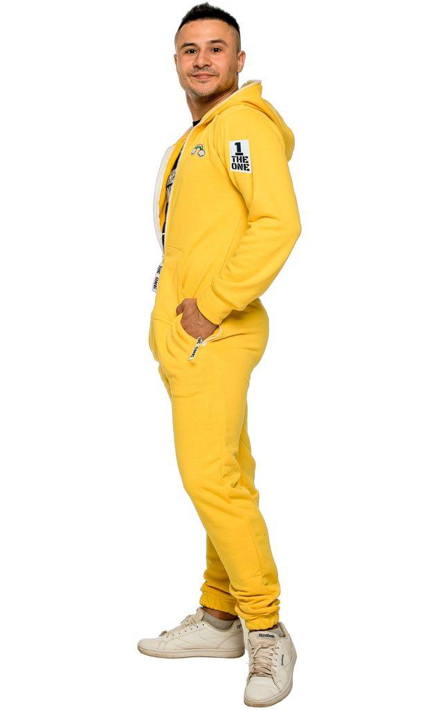 Комбинезон Llama long yellow