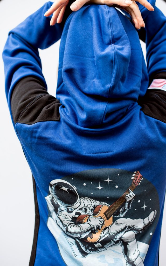 space-х-blue
